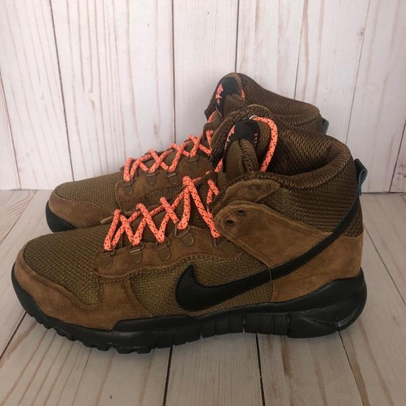 detailed look c8c66 3bd82 Nike Shoes   Mens Sb Dunk High Boots 536182203 Size 8   Poshmark mens nike  sb